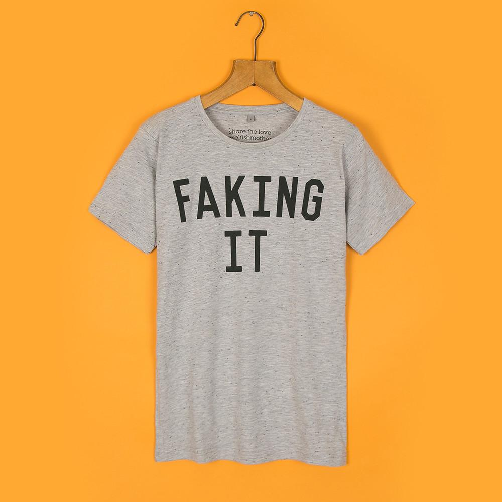 Faking it Tee for Selfish Parents #SelfishMother