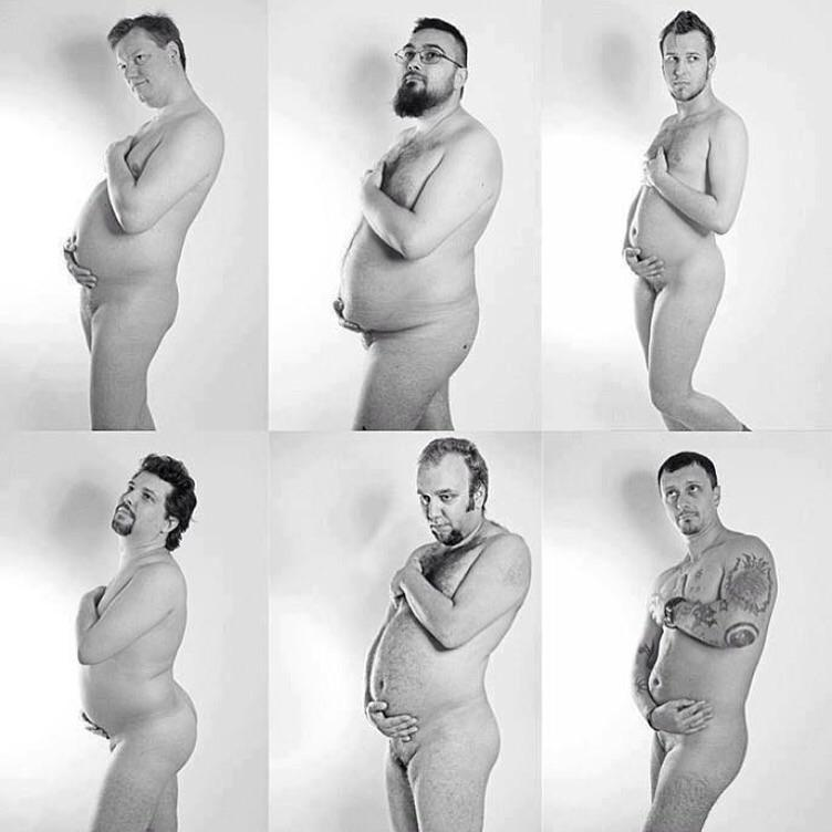 Funny pregnancy announcement