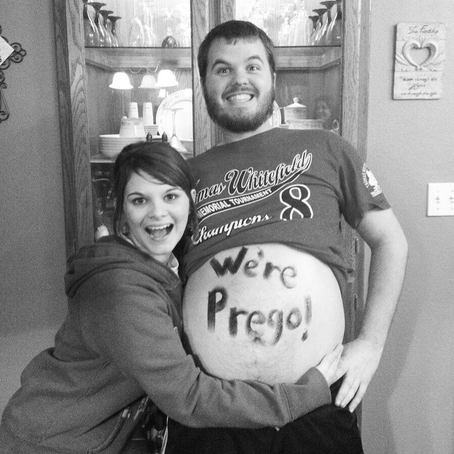 the funniest pregnancy announcements on social media