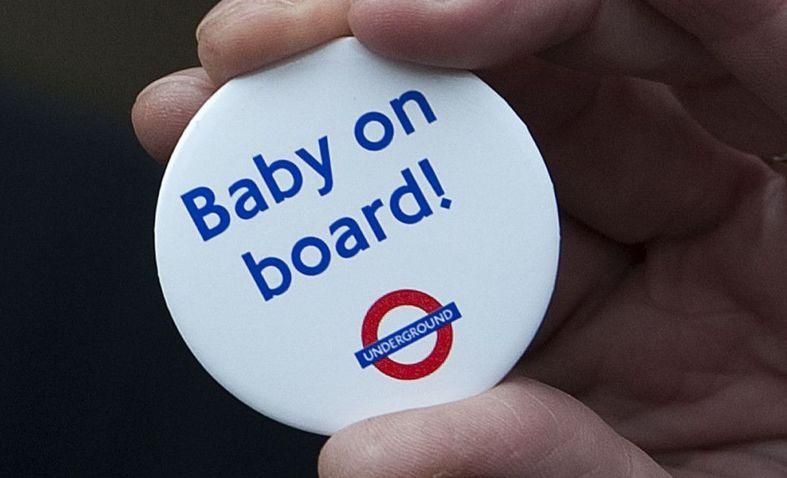 Baby on Board - Stand Up London campaign