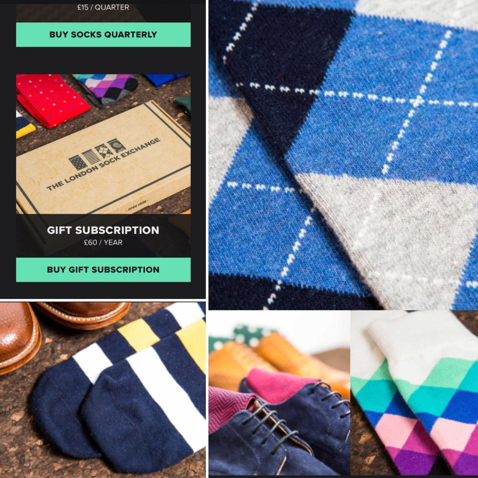 The London Sock Exchange - YOU THE DADDY Giveaway