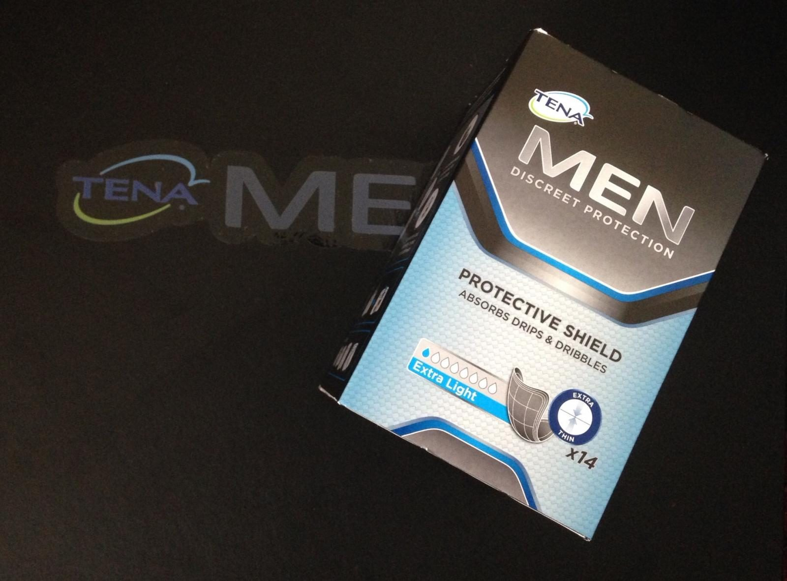 TENA Men - stress free pants!