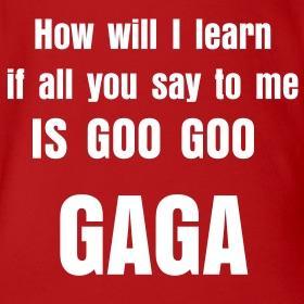 baby talk gaga