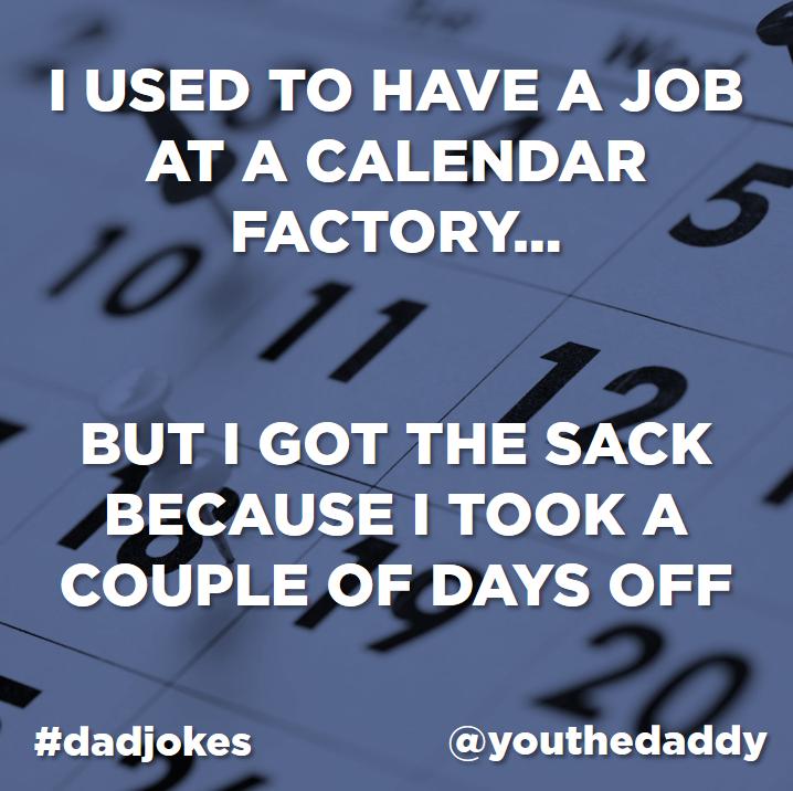 Top 10 best dad jokes ever