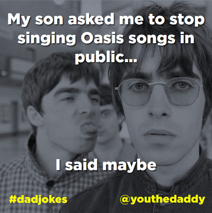 The funniest dad jokes in the world - as voted for by the