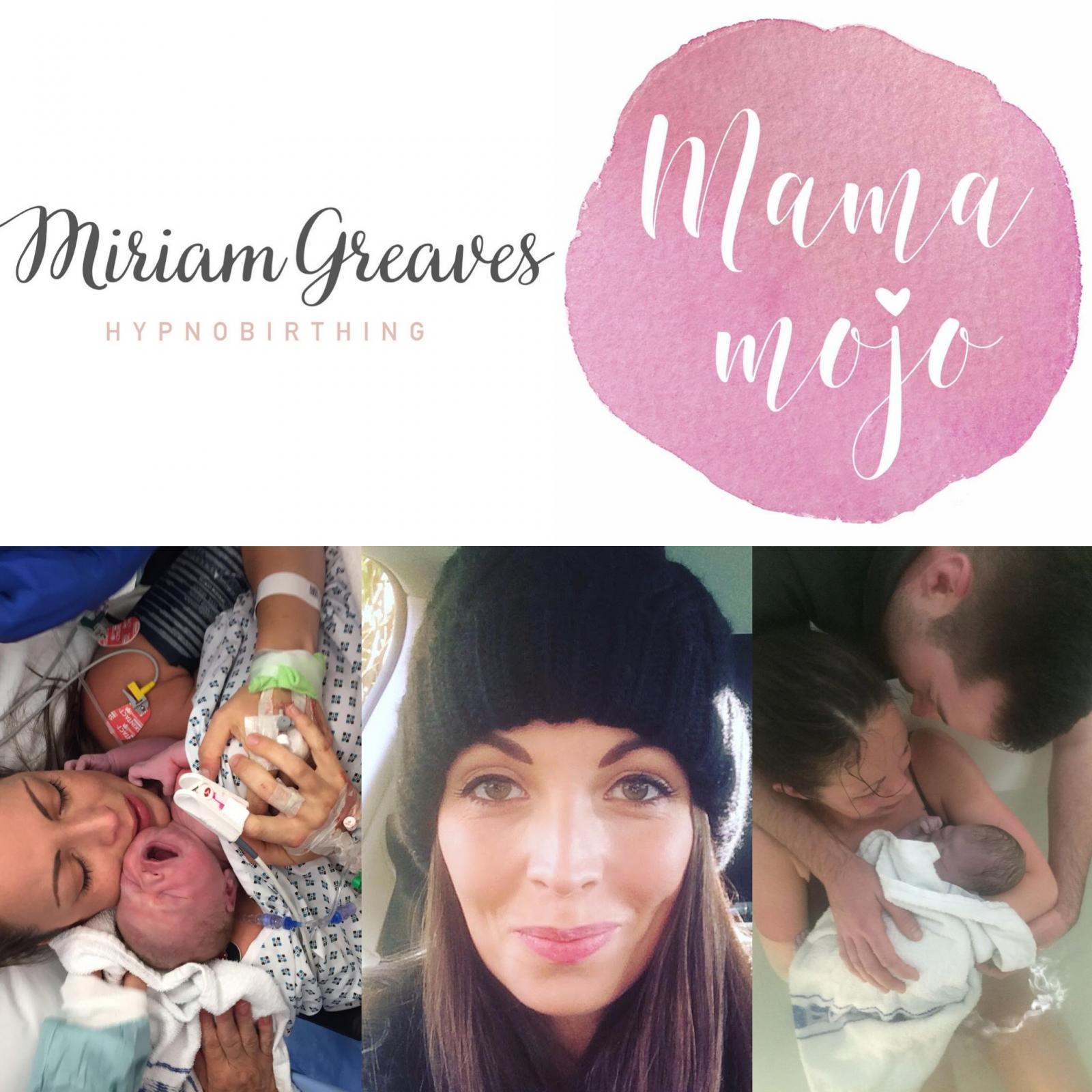 Miriam Greaves Hypnobirthing