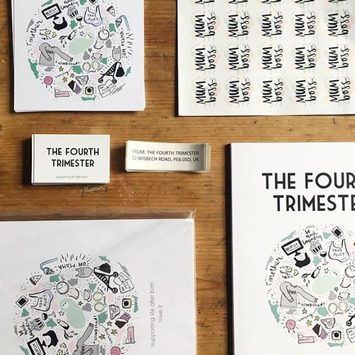 The Fourth Trimester - Thoughtful gifts for new parents