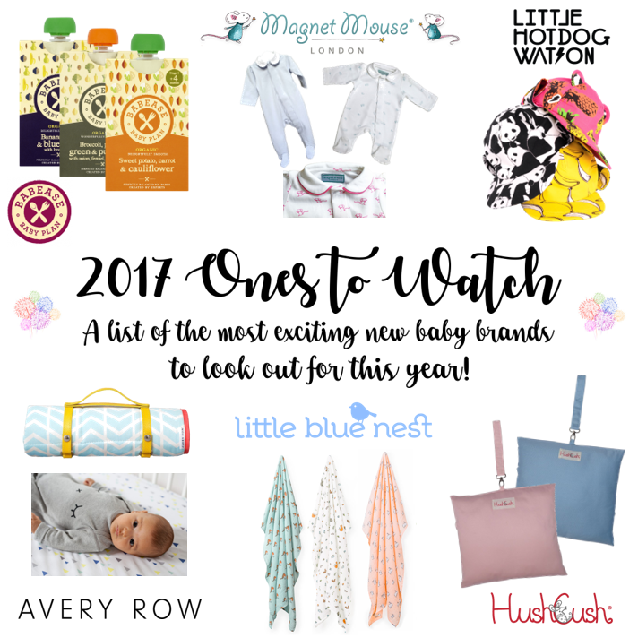 2017 Ones To Watch blog