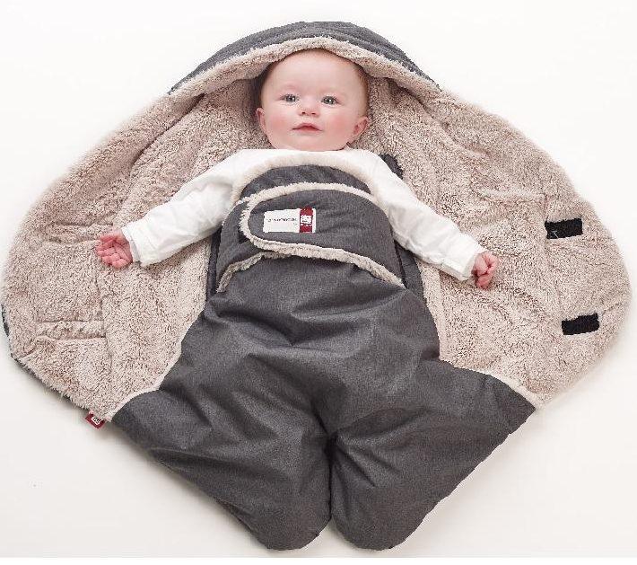 Babynomade blanket