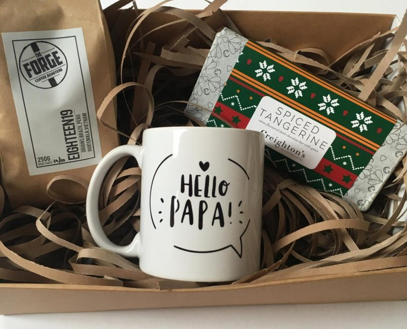 Papa Pack gift box from Scandiborn