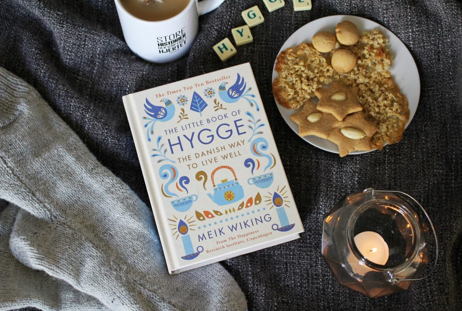 Could hygge reduce the stress of life with a new baby?