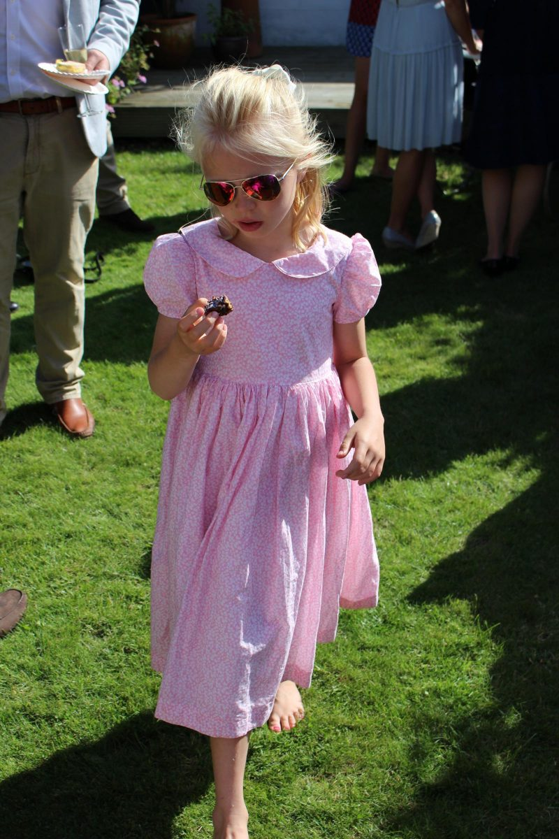 Teddy's Christening - the after party