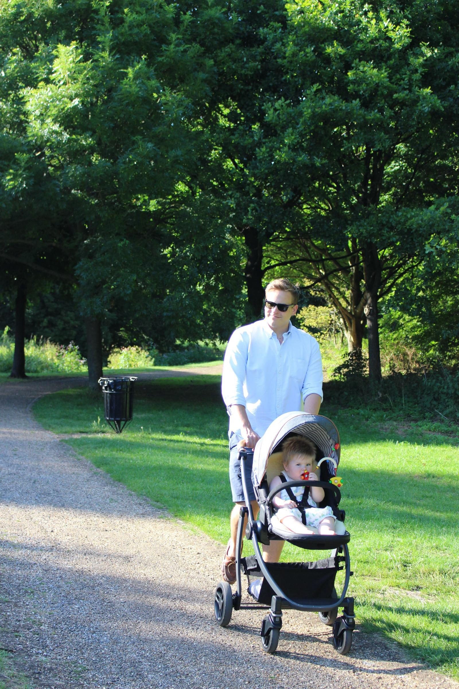 Why I've got so much time for baby brands that design products with new dads in mind…