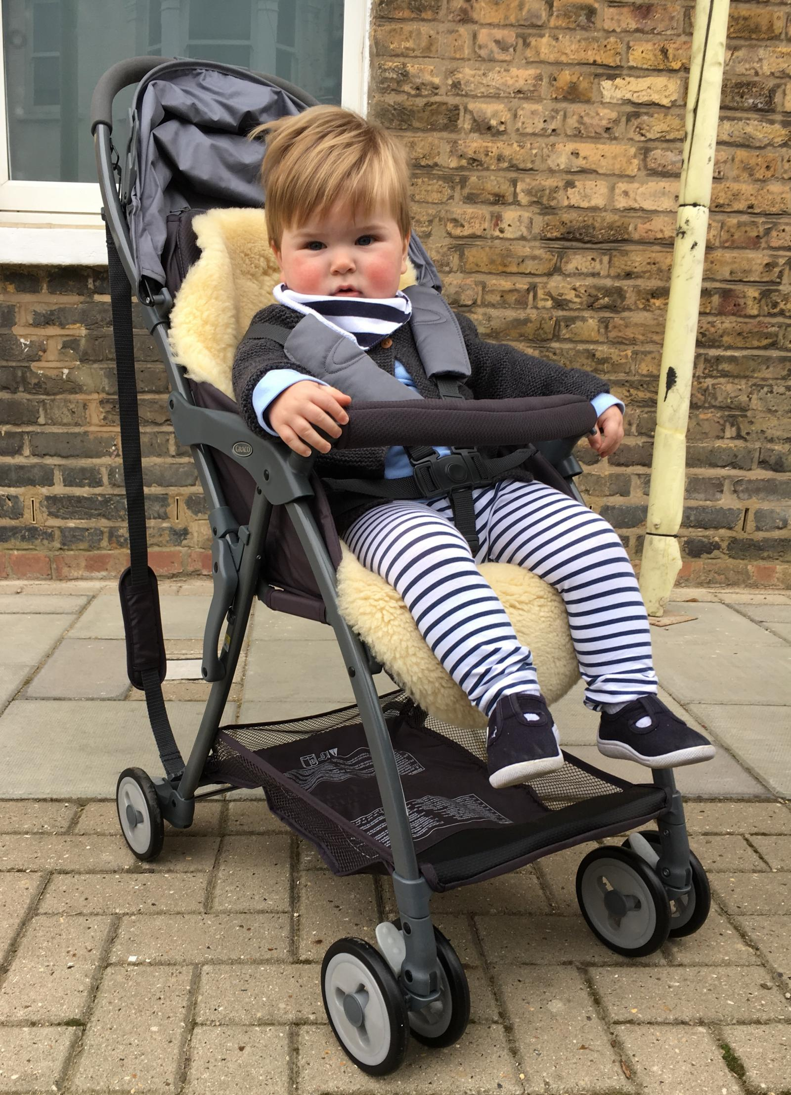 Featherweight pushchair from Graco
