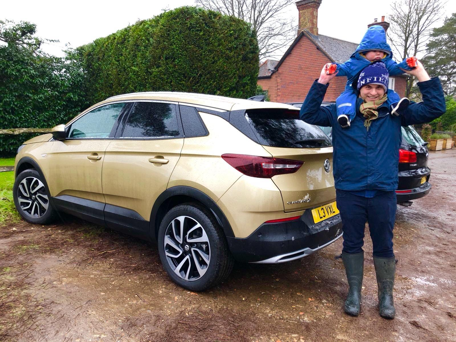 Adventures for all the family in our Grandland X