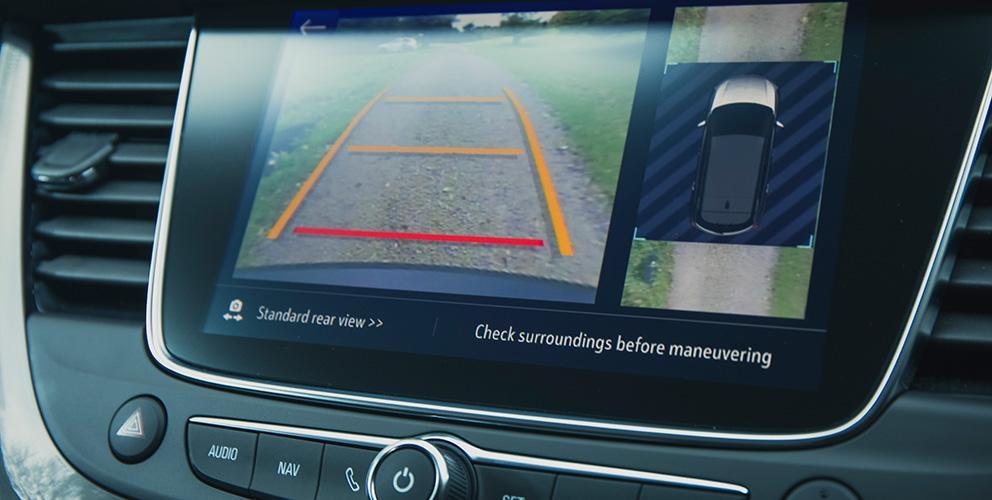 Grandland X technology innovations