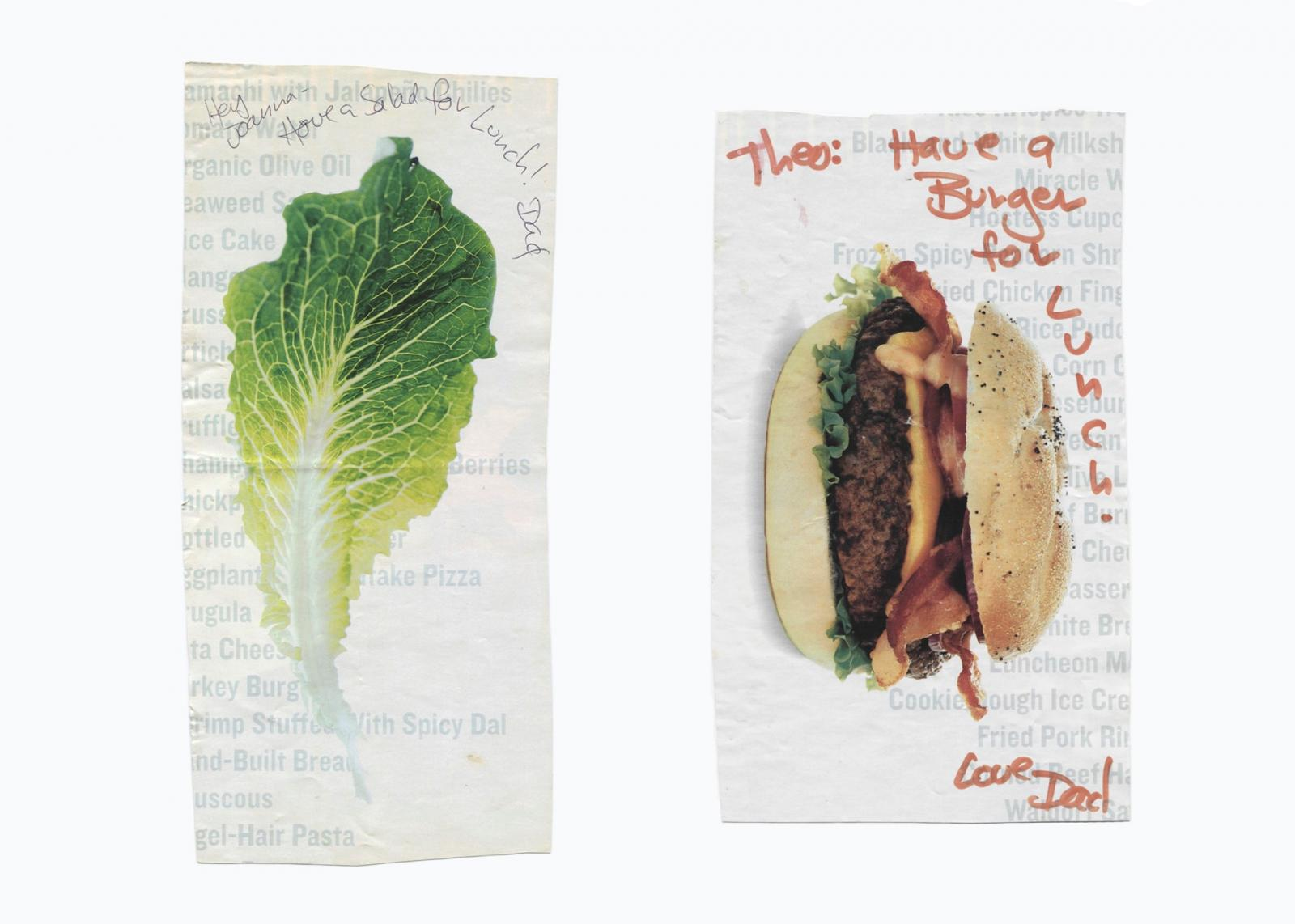 Lunch Today - Folded Wisdom