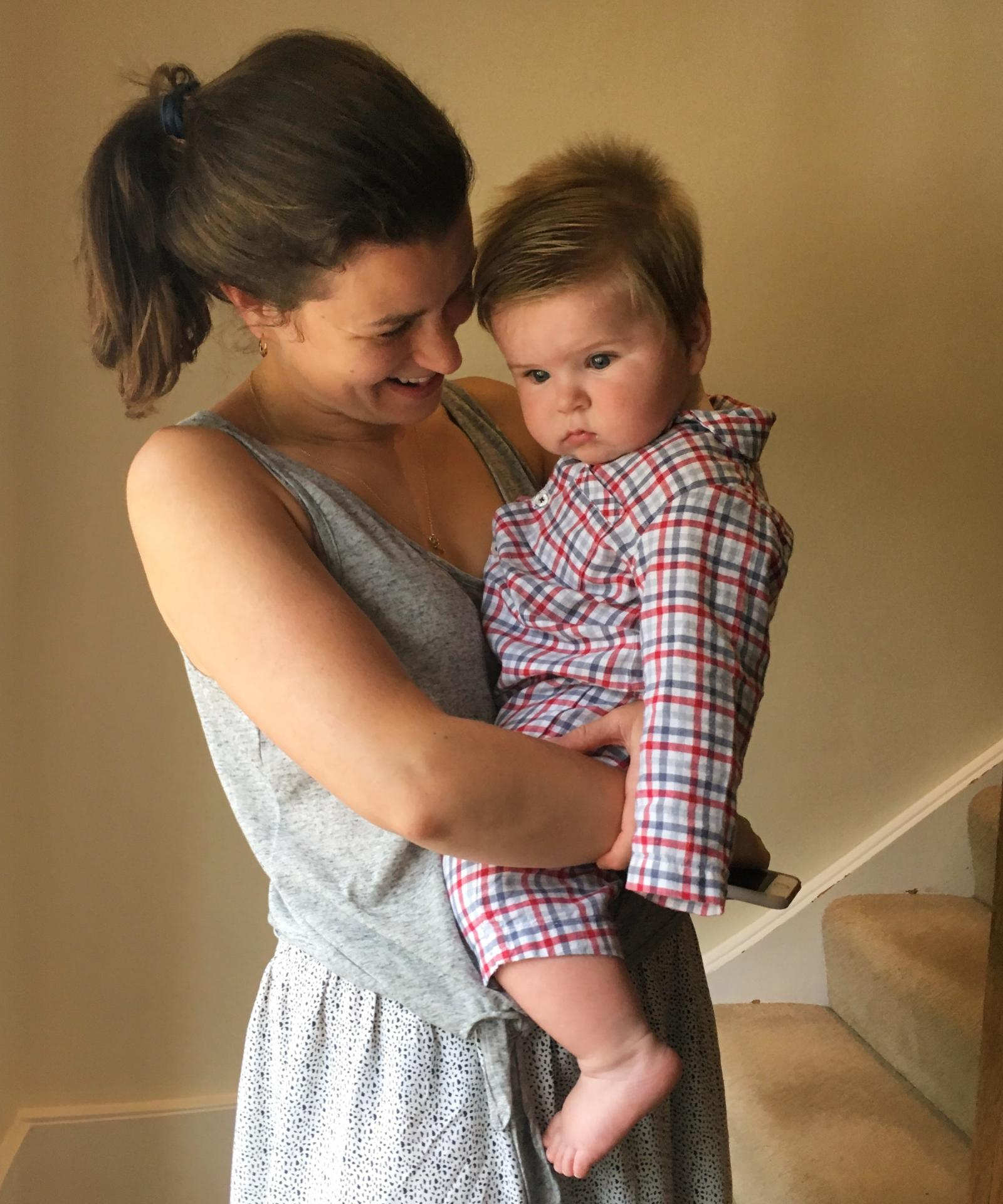 Share the Leave - why shared parental leave is good for mums too