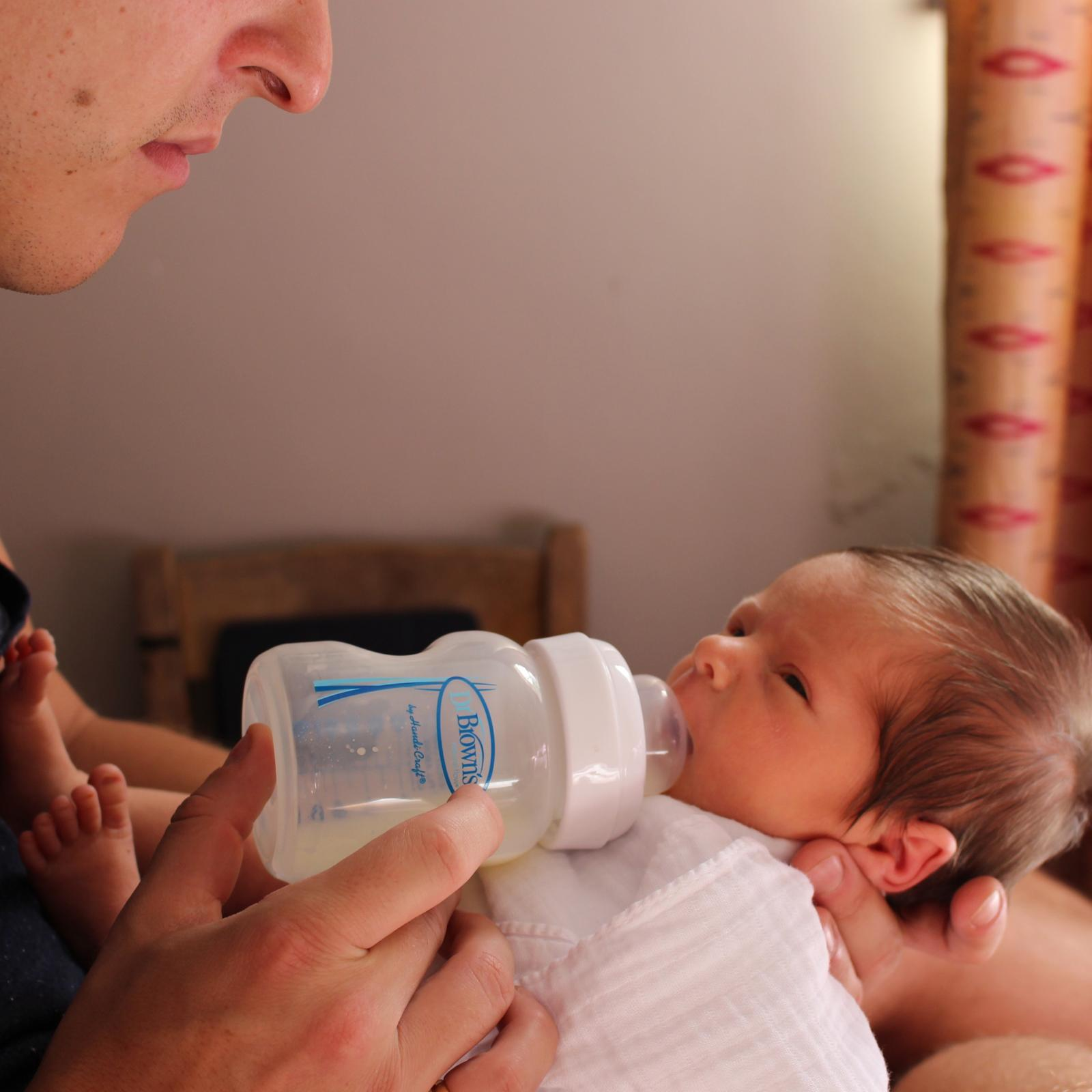Share the leave - when it comes to shared parental leave dads can do it too