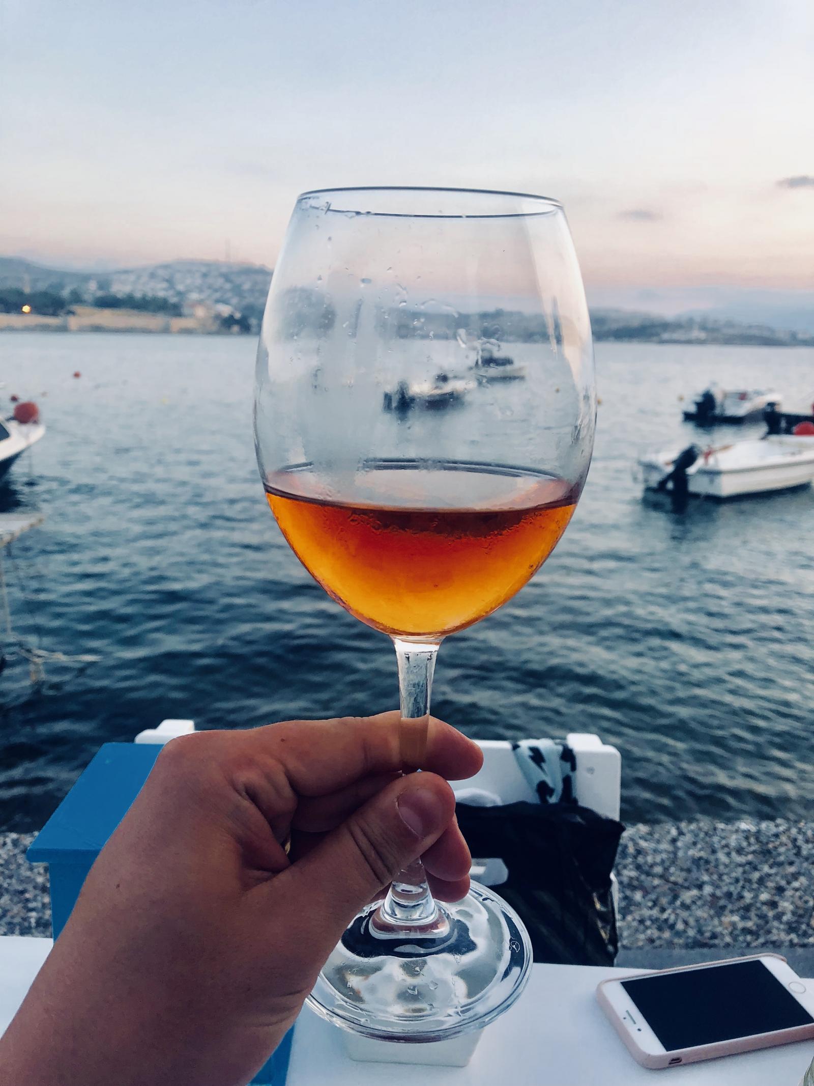 Mark Warner wine bar