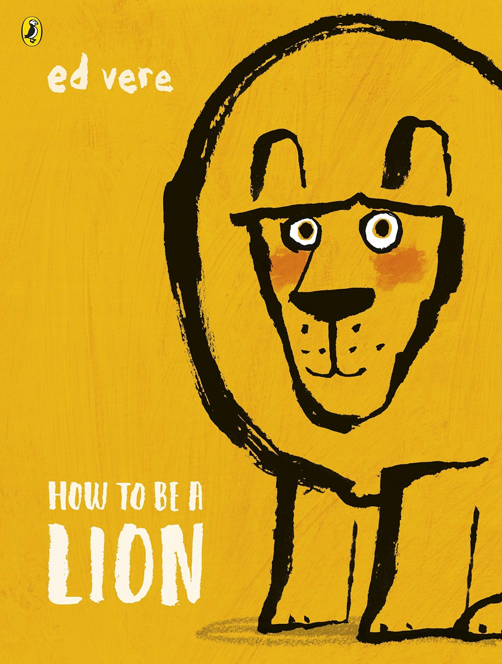 Books for toddlers - How to be a lion