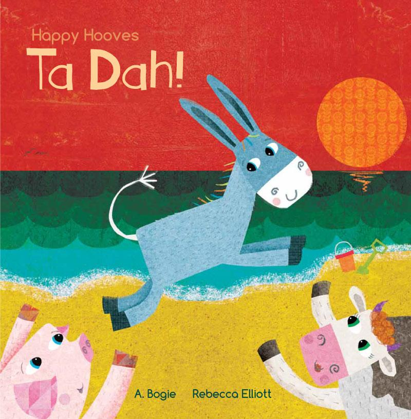 Books for toddlers - Ta Dah!
