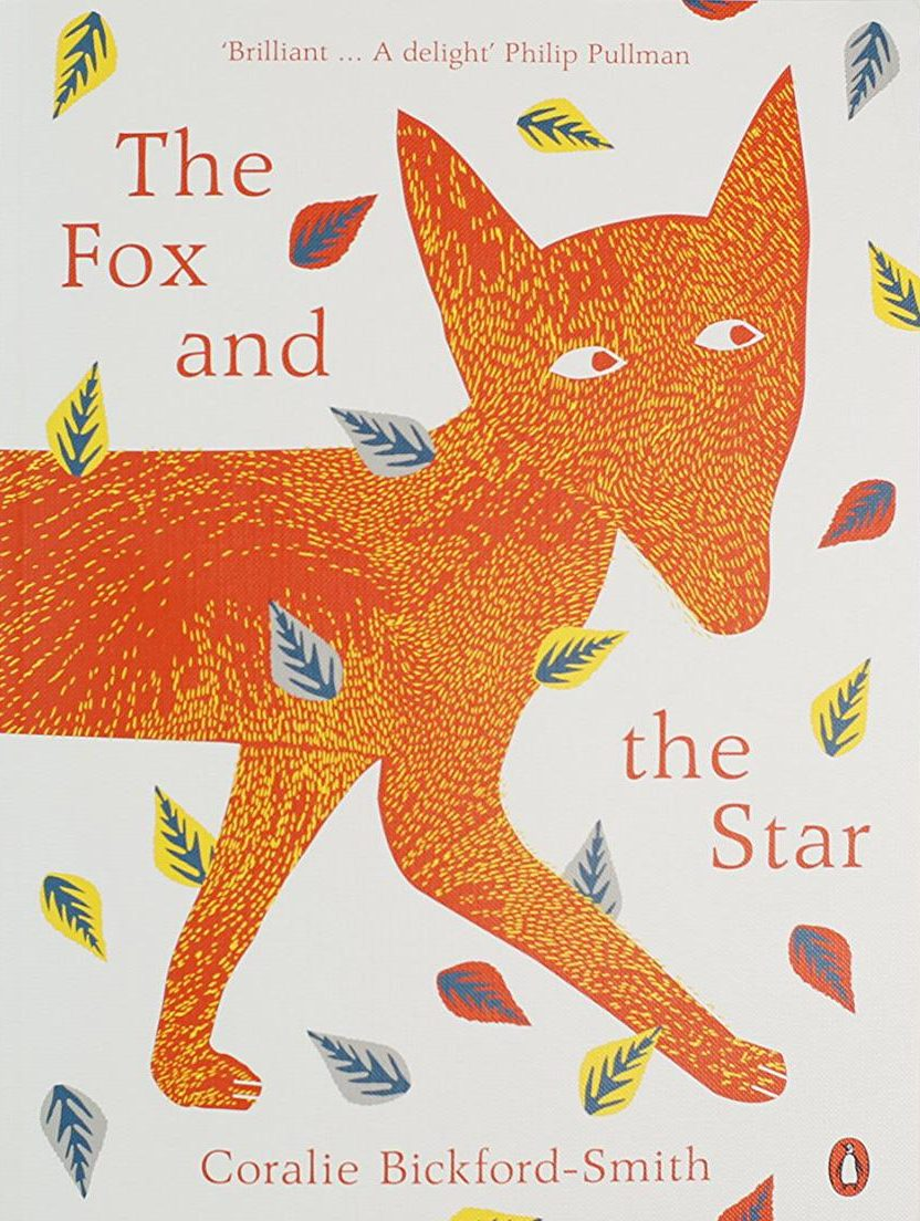 Books for toddlers - The Fox and the Star