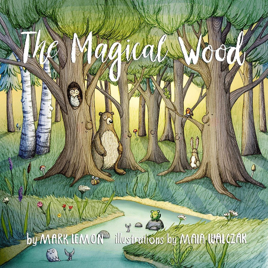 Books for toddlers - The Magical Wood
