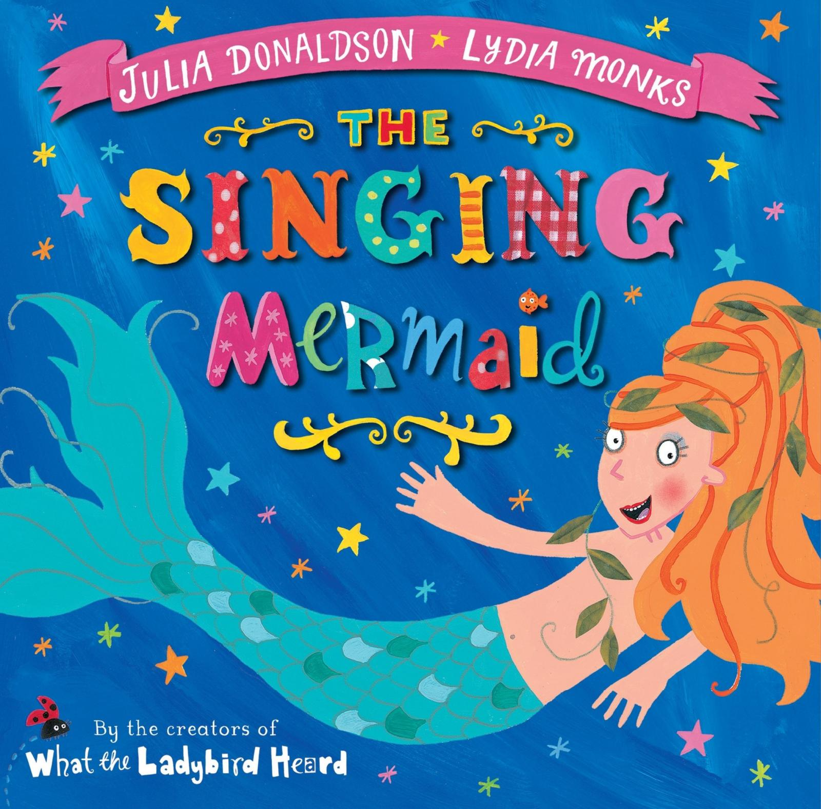Books for toddlers - The Singing Mermaid