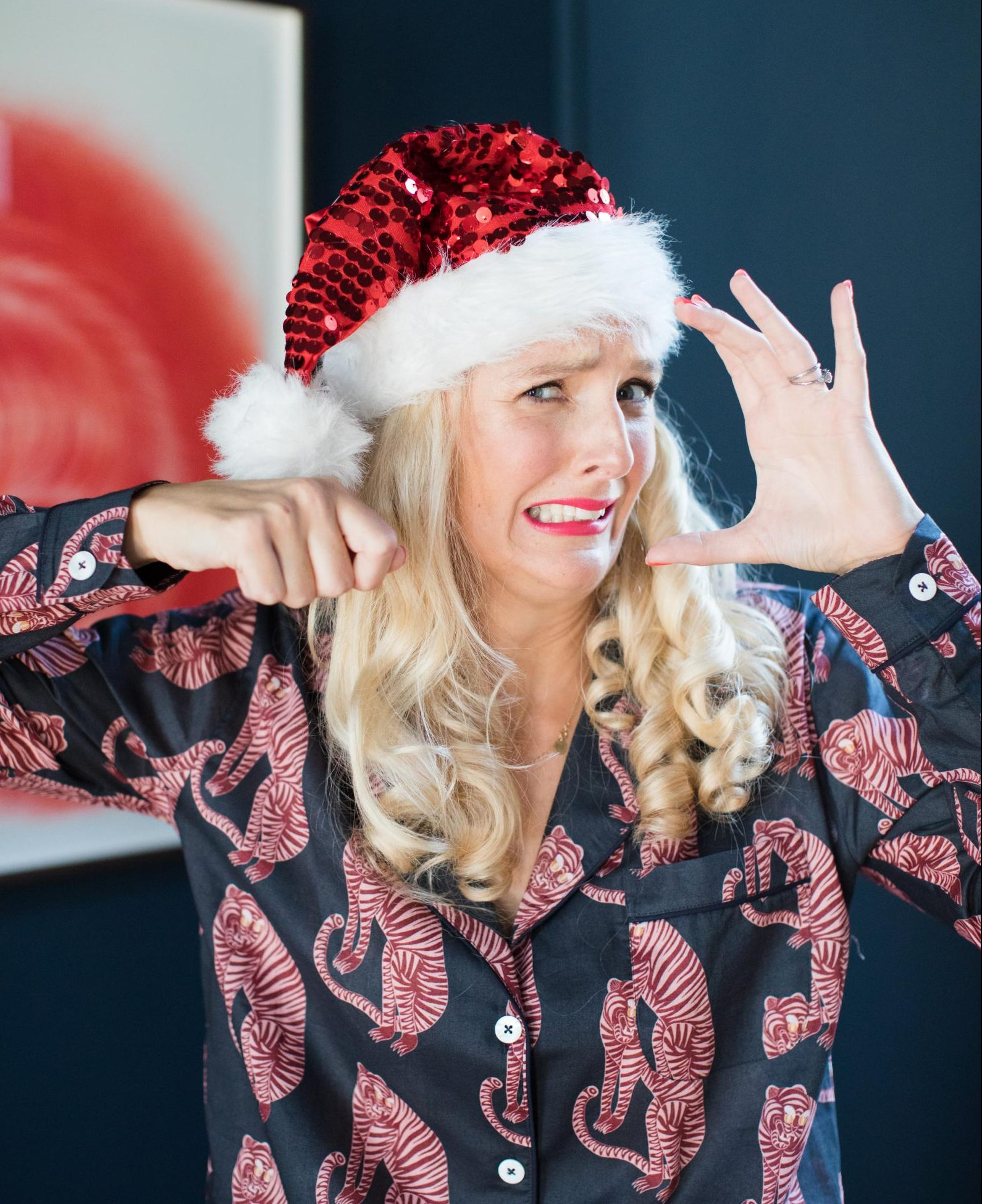 Learn to love Christmas again - Rosie Dalling, founder of Healthy Selfish