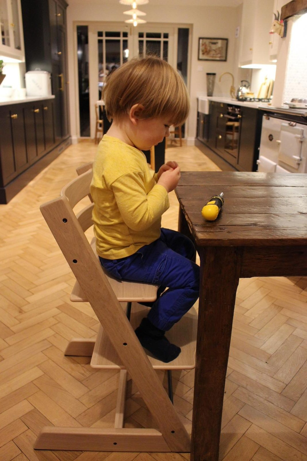 Kitchen Design Inspiration - family kitchen from Studio 81 Design