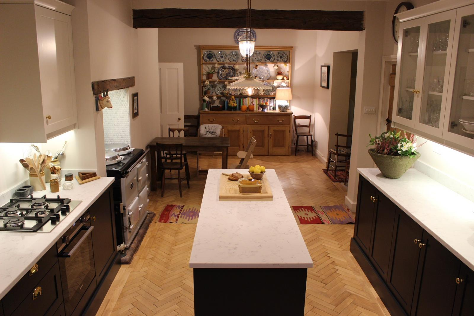 Kitchen Design Inspiration - from above