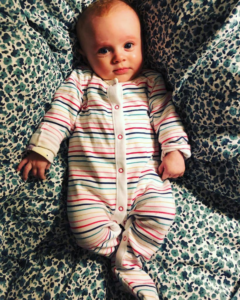 The adorable Sophia