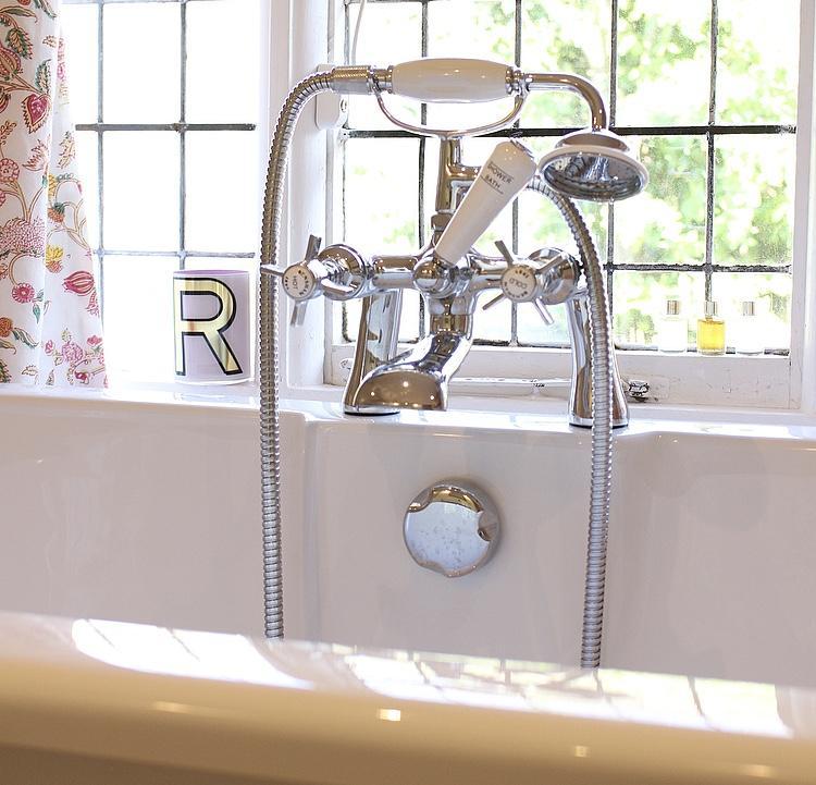 New family bathroom - Bensham bath shower mixer