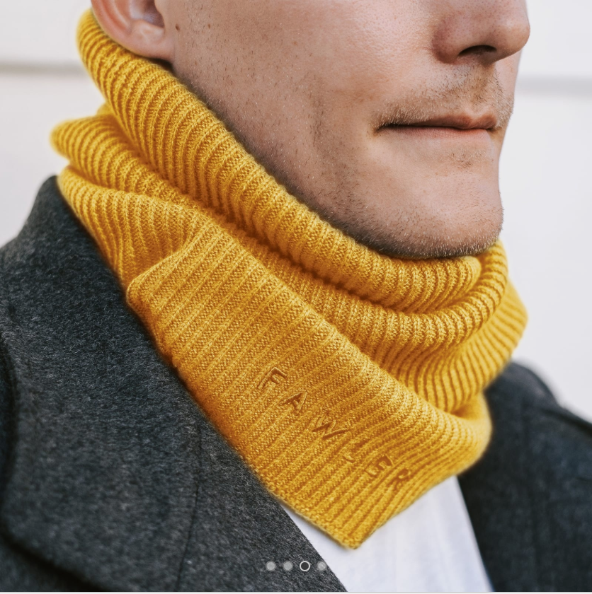Thoughtful gifts for men - Trendhim urban scarf