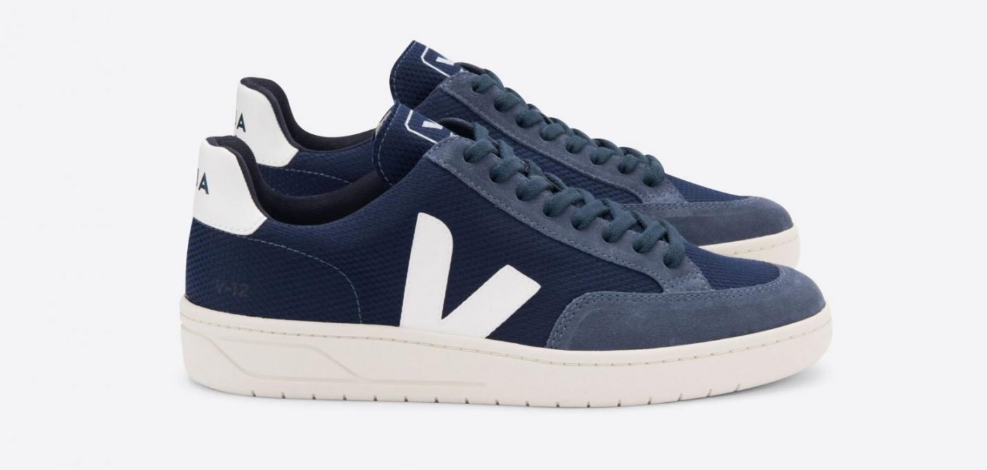 Thoughtful gifts for men - VEJA vegan trainers