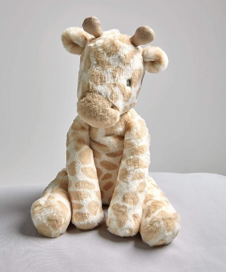 Baby Keepsake Giraffe toy
