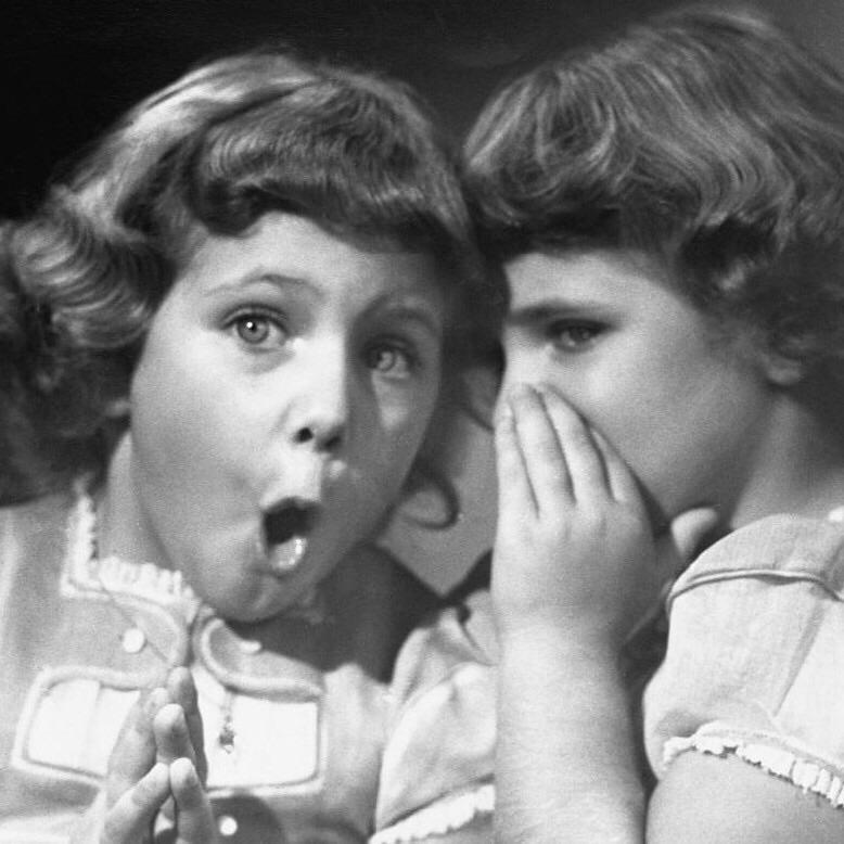 We're pregnant! But shhh, it's still a secret!