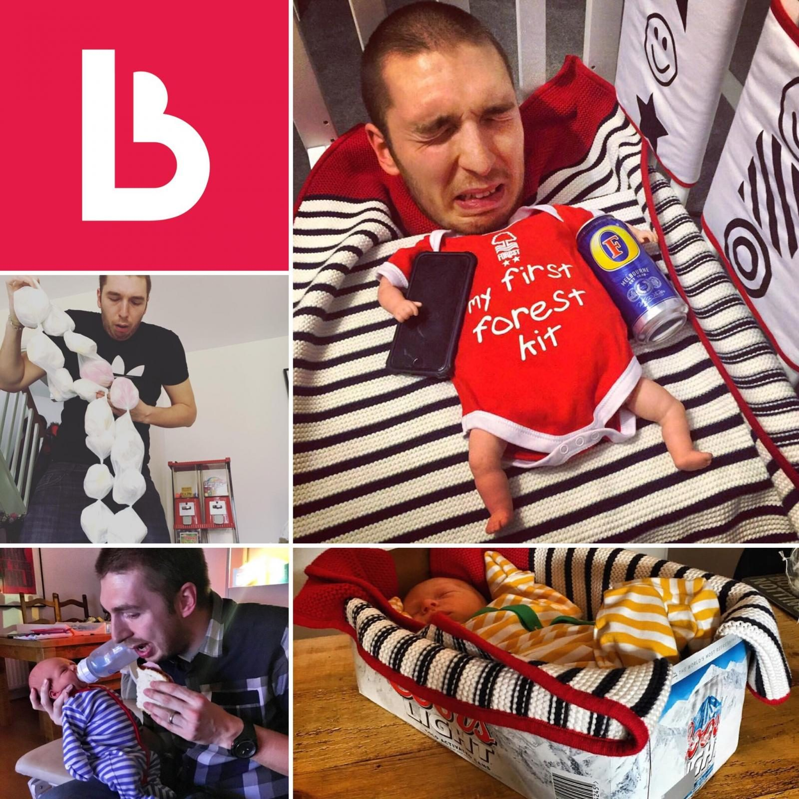 First time parents – interviews from the front line: featuring new dad Mark from Lad Baby