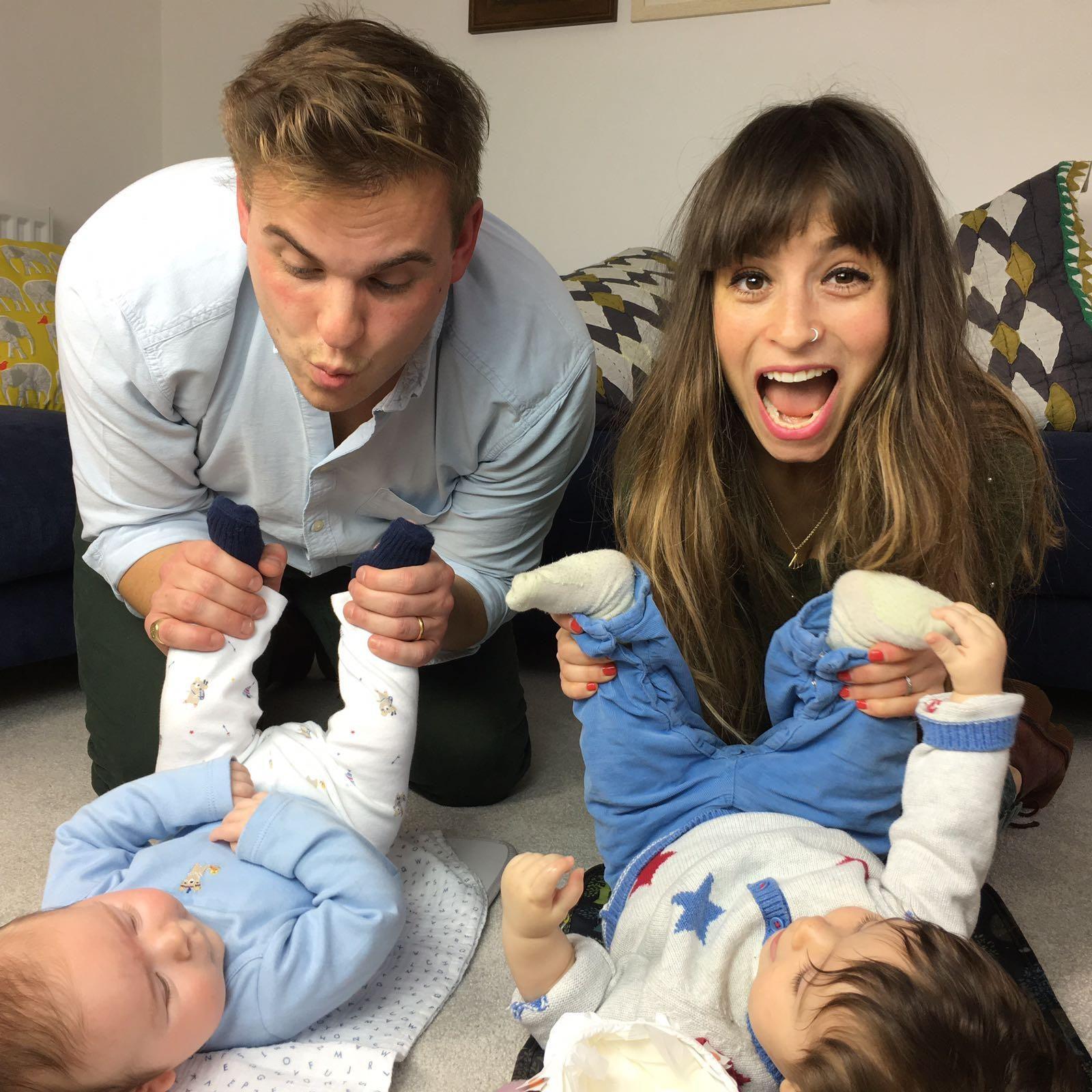 VLOG EXCLUSIVE: The Ultimate Parenting Challenge – Mum Vlogger vs Dad Blogger