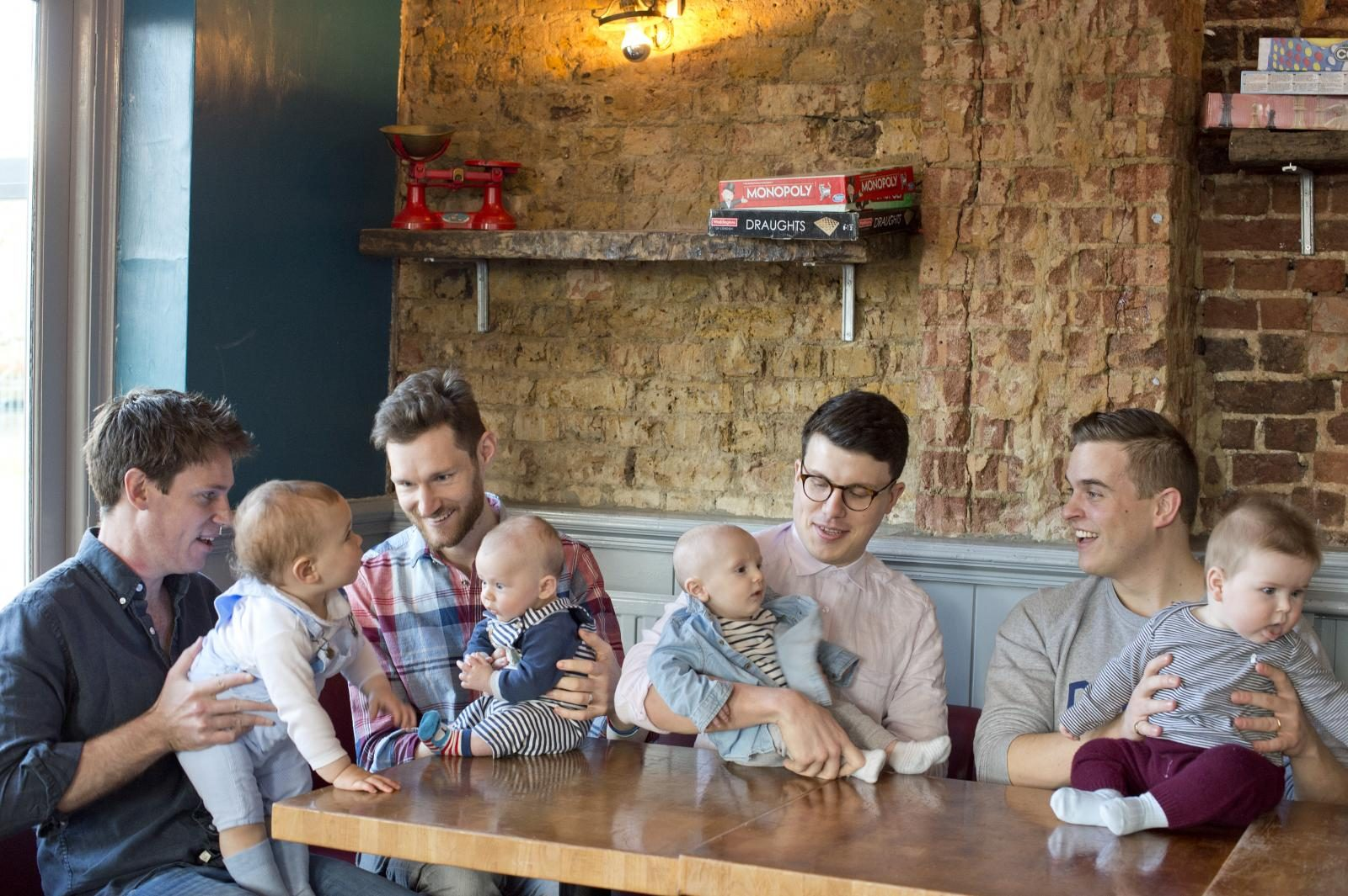 The truth about fatherhood – insights from four first time dads on pregnancy, birth and babies