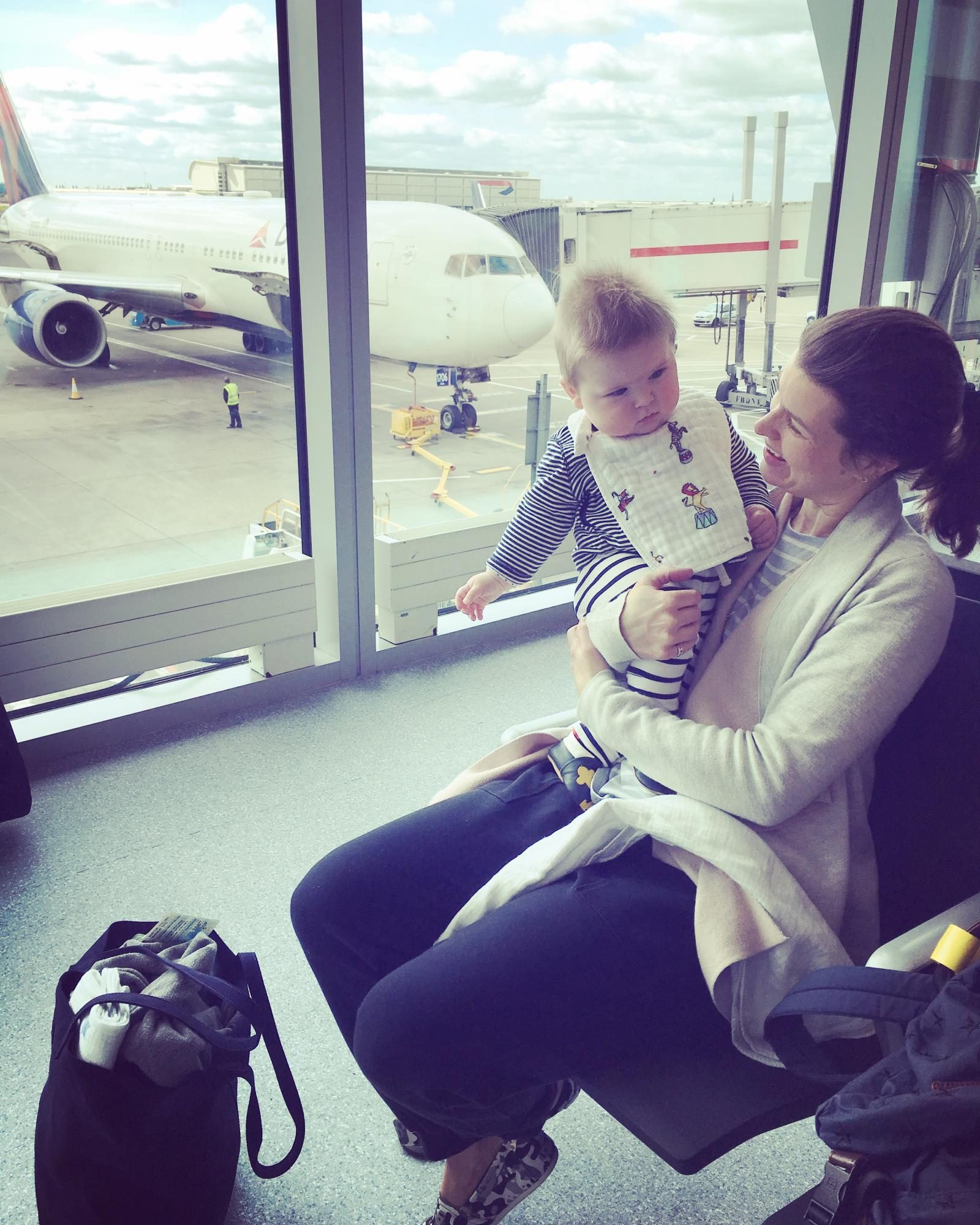 First flight with a baby? Everything you need to know…