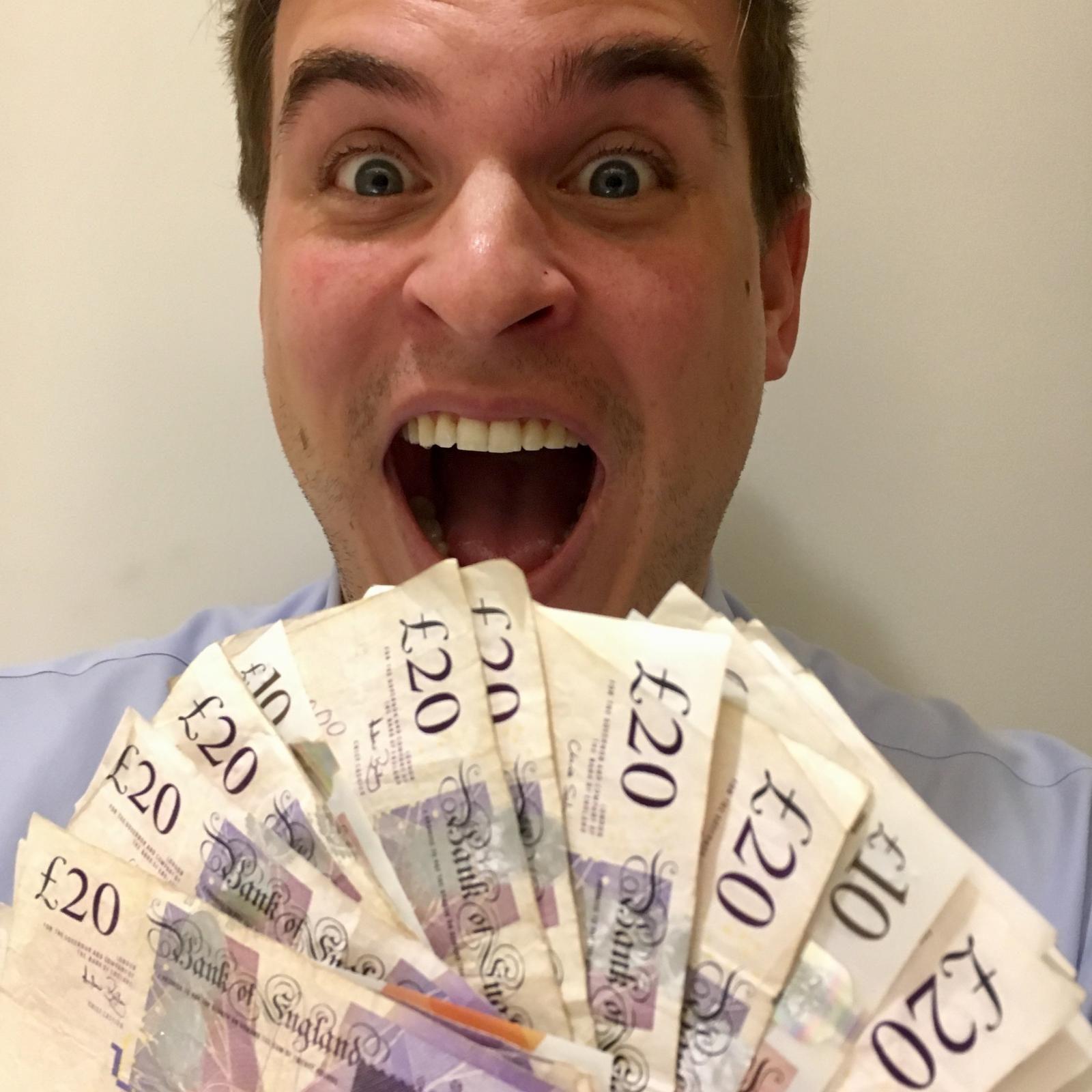FANCY WINNING £1,000 CASH TO GO ON AN ADVENTURE?