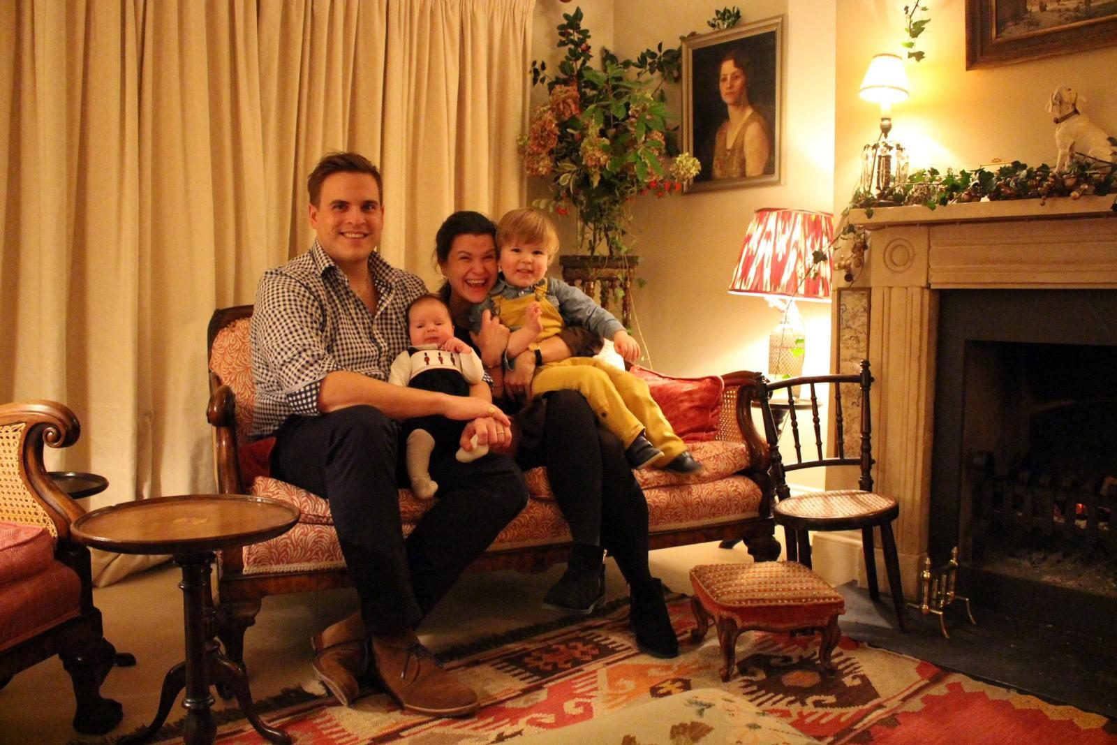 New Mum Diary: surviving our first few weeks as a family of four