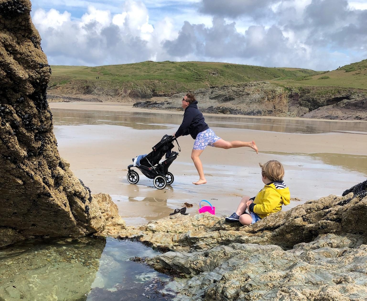 The best double buggy for outdoorsy families